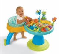 table d activité avec siege rotatif siege table jouets jeux 2ememain be
