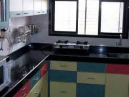 Normal Kitchen Design Mordern Kitchen Cabinets 47 Rahim Ostager Road Kol 45 Kolkata