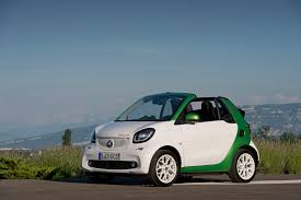 2018 smart fortwo features review the car connection