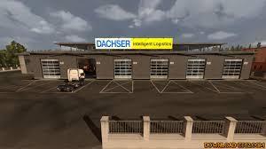 large garage garage download ets 2 mods truck mods euro truck simulator 2