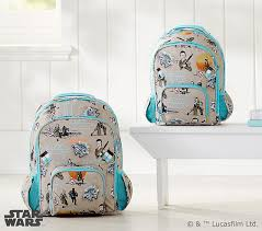 Pottery Barn Batman Backpack Star Wars Rey Backpacks Pottery Barn Kids