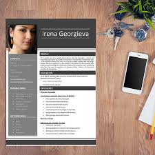 Different Resume Templates Show Your Future Employer You U0027re Different Use This Resume