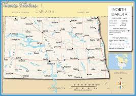 beulah dakota map map of dakota travelsfinders