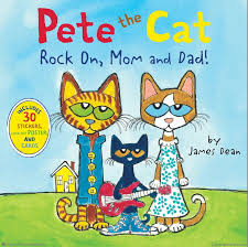 pete the cat rock on and dean paperback