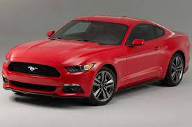 2015 Mustang V6 Black 2015 Ford Mustang V 6 To Start At 24 425