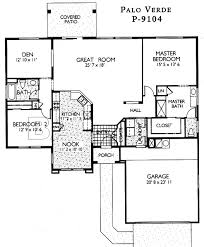 Home Floorplans by City Grand Palo Verde Floor Plan Del Webb Sun City Grand Floor