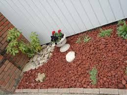home depot decorative rock vigoro 0 5 cu ft decorative stone red lava rock 440897 at the home