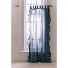 Urbanoutfitters Curtains Best 25 Ruffled Curtains Ideas On Pinterest Ruffle Curtains