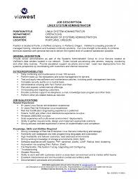 sample windows administrator cover letter windows administration