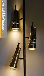 Tension Pole Room Divider Mid Century Modern Stiffel Tension Lamp Room Divider