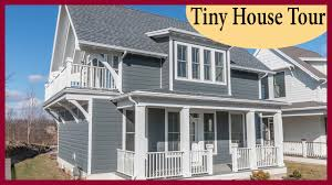 tiny house living the perfect little house from heritage harbor