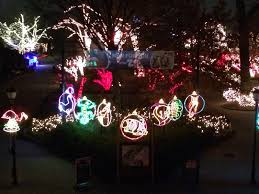 The Dancing Lights Of Christmas by A Geek Daddy The Lights Before Christmas Toledo Zoo