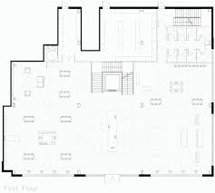 finalized floor plans retail design