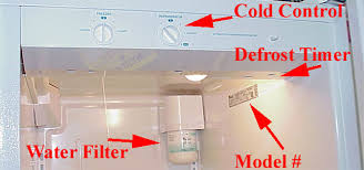 100 ge defrost timer wiring diagram replaced the defrost