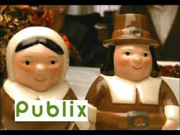 a publix pilgrim thanksgiving