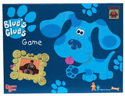 blue u0027s clues game board games amazon canada