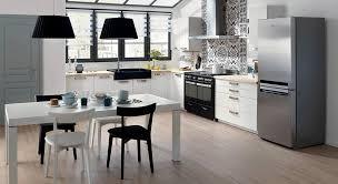 plane de travail cuisine cuisines le blanc prend des couleurs leroy merlin ikéa mobalpa