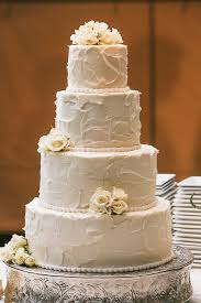 wedding cake frosting classic wedding cake with textured frosting elizabeth