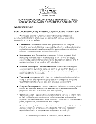 cover letter examples for camp counselors countriessided cf