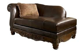 Sofa Leather And Fabric Combined by Chaise Lounge Aruba Single Strap Chaise Lounge Chairsaruba