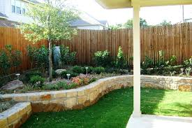 Ideas For Backyard Landscaping Landscape Designs For Backyard Image Of Popular Backyard Landscape