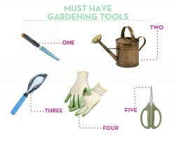 tools for gardening names home outdoor decoration