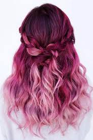 Colors For 2017 Fashion Best 25 Fashion Hair Color Ideas On Pinterest Colourful Hair