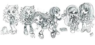 monster high coloring pages baby abbey bominable monster high coloring pages baby baby monster high coloring pages 2