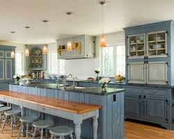blue kitchen ideas blue kitchen cabinets 59 on home decoration ideas with