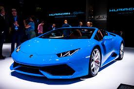 Lamborghini Huracan Blue - 2015 lamborghini huracán lp610 4 spyder