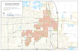 Map Of Greeley Colorado by Neighborhoods Keep Greeley Moving