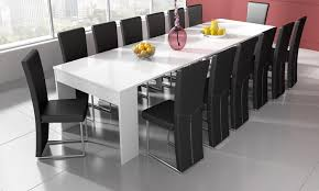 extending console dining table white extending table console groupon goods