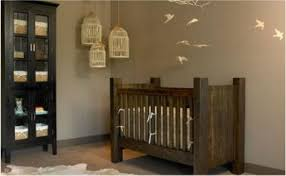 Wooden Nursery Decor Exciting Wooden Cribs Model On Laundry Room Decorating Ideas Of