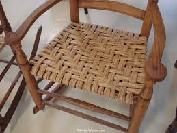 Kitchen Chair Seat Replacement How To Identify Woven Chair Seat Patterns