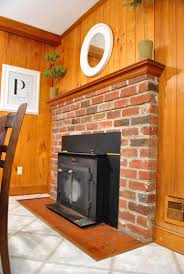 How Much Do Fireplace Inserts Cost by The Beginning Of A Fireplace Makeover Removing A Woodstove Insert