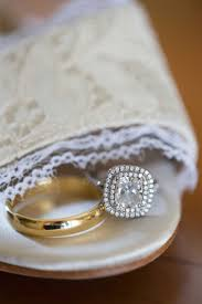 yellow gold wedding band with white gold engagement ring jewelry photos heidi mueller s engagement ring inside weddings