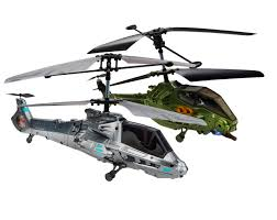 swann sky duel helicopters review