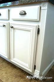 kitchen cabinet door trim molding kitchen cabinet door moldings cabinet door molding and after the