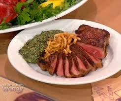 wendy williams ny steak creamed spinach and spinach recipes