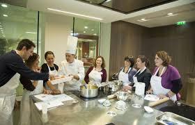 cours de cuisine var ferrandi l ecole française de gastronomie tourist office