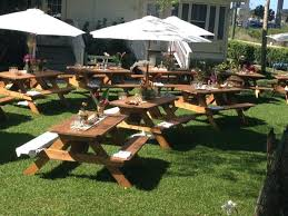 tables for rent wooden tables for rent thelt co