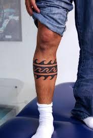 tattoo tribal na perna masculina inspirações para fazer uma tatuagem masculina na perna bela feliz