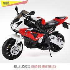 kids electric motocross bike bmw s1000rr motorbike electric ride on 12v kids bike official
