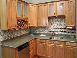 kitchen cabinets wall mounted 91 great appealing endearing brown color plywood l shape kitchen