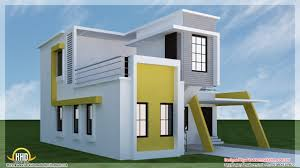 modern elevation 3d plans hd with elevation marla modern architecture house
