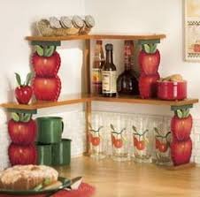 Themes For Kitchen Decor Ideas Ceramic Apple Kitchen Decorations Bohomarketblog Apple Love