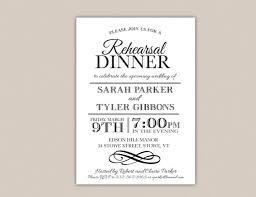 rehearsal dinner invite rehearsal dinner invite template rehearsal dinner invitations