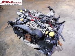 subaru impreza turbo engine 02 05 subaru impreza wrx 2 0l h4 turbo engine transmission jdm non