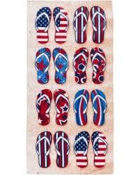 flip flop towel 92 dohler american flip flop towel 30 x 60