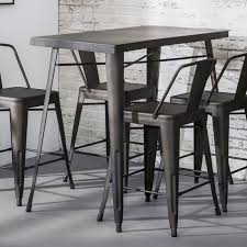 tables de cuisine stunning table de cuisine noir contemporary lalawgroup us